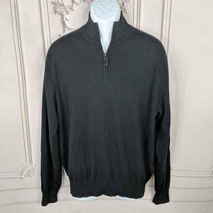 Jos A Bank Pullover Sweater 100% Pima Cotton